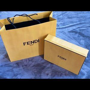 Fendi gift box